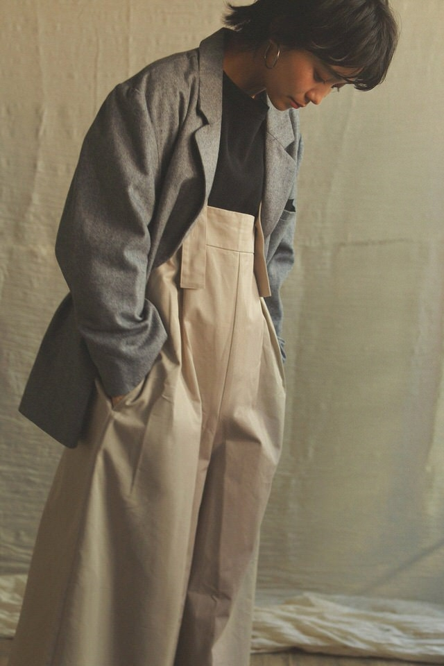 cotton twill all in one