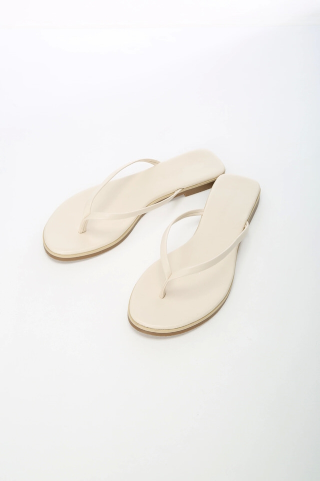 ECO LEATHER SANDALS